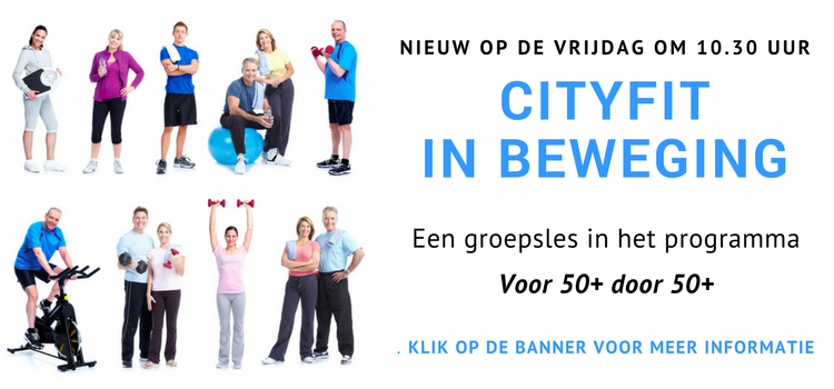 CityFit In beweging